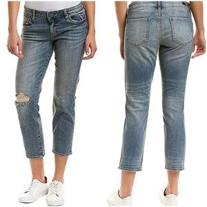 Kut From the Kloth Catherine Straight Leg Jeans